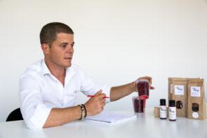 «Es dauert alles länger, als man denkt», sagt der Start-up-Unternehmer Marcel Bangerter.