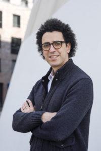 Hadi Barkat wurde mit Helvetiq zum erfolgreichen Verleger und Spiele-Entwickler. Foto: Dorian Rollin