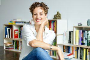 Janna Scharfenberg wirkt als Ärztin und Gesundheitscoach ausserhalb der traditionellen Strukturen. Foto: Alysa Aeschbacher