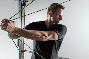 Unternehmer Kaspar Schmocker wird von seinem Team «geliebt und gehasst».