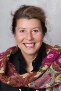 Jacqueline Zesiger, Grenzgängerin in geografischer und mentaler Hinsicht.