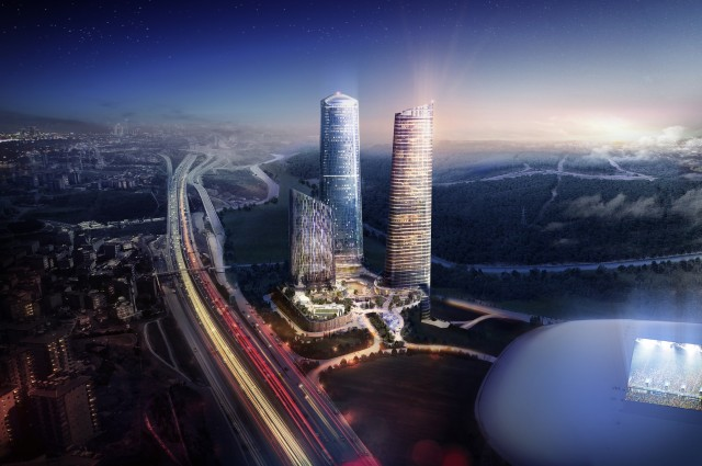 7_Skyland Office Tower, Skyland Residence Tower, Copyright Eroglu