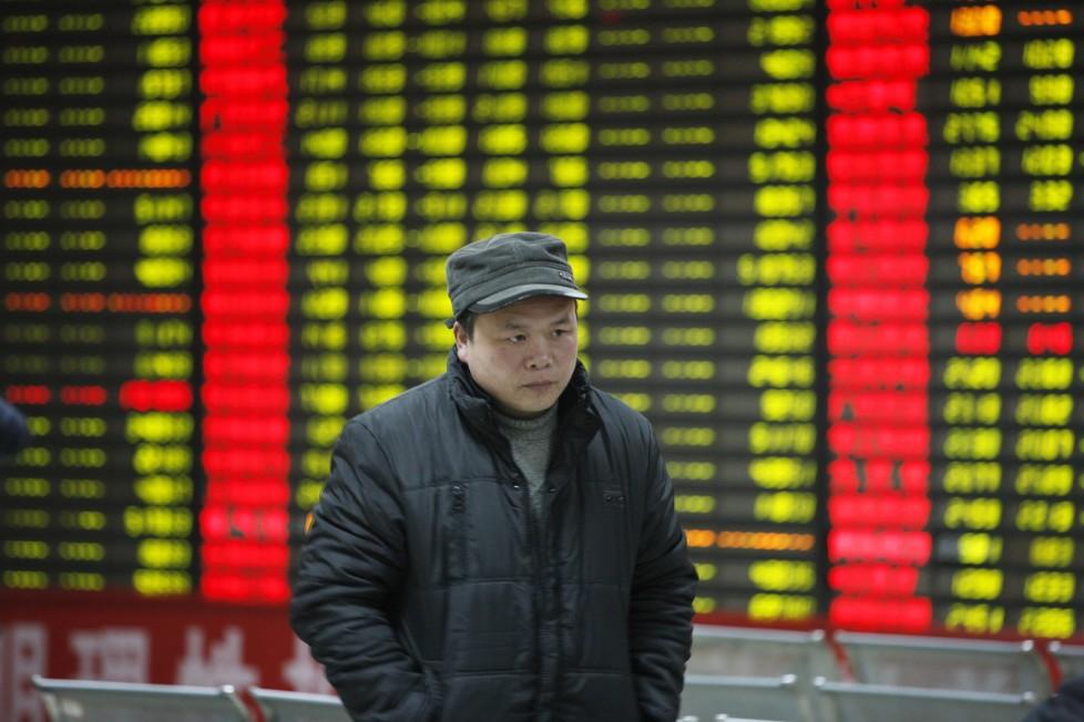 Chinesisches Störfeuer: Investoren rechnen an den Börsen mit einer dreiwöchigen Schwächephase. Foto: Getty Images