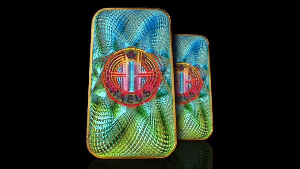 Goldbarren mit Hologramm: Für die Echtheitsgarantie bezahlt der Anleger einen kleinen Aufpreis.