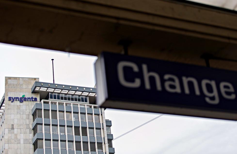 Syngenta-Hauptsitz in Basel: Vorsichtige Anleger setzen auf Aktien statt Warrants des Agrokonzerns. Foto: Getty Images
