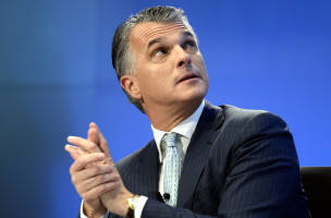UBS-CEO Sergio Ermotti: Seine Bank soll französischen Steuerhinterziehern Beihilfe geleistet haben. Foto: Walter Bieri/Keystone