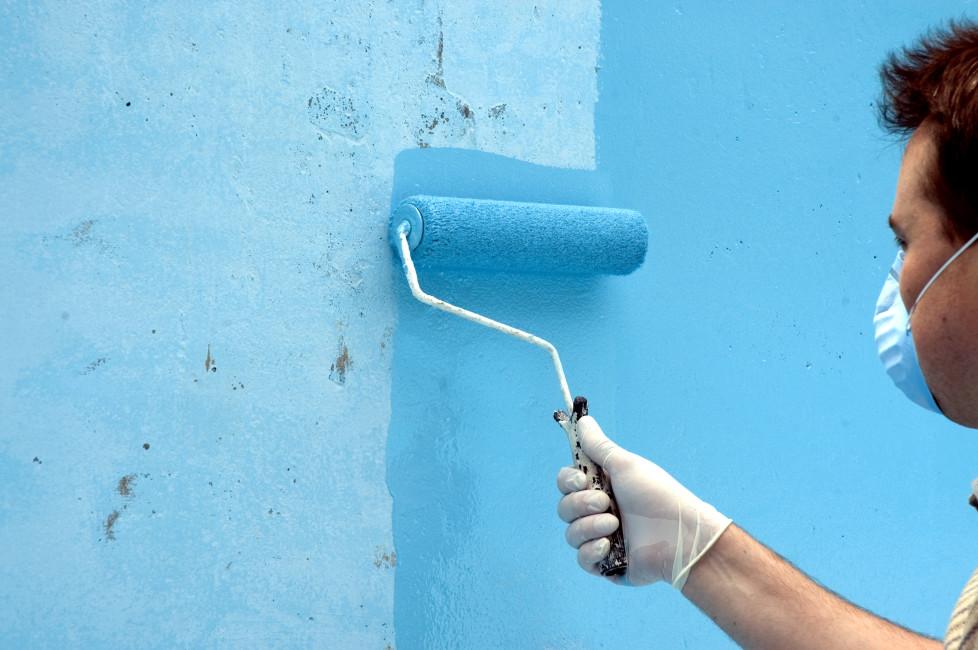 Renovation: Malerarbeiten innen und aussen können von den Steuern abgezogen werden. Foto: Getty Images