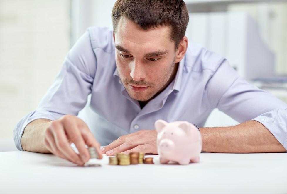 Attraktive Zinsen: Mit der Zeit kommt da was zusammen
