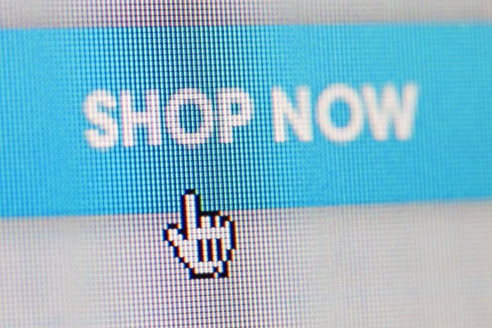 Internetshopping: Mit einem Sicherheitscode kann man dem Kreditkartenmissbrauch vorbeugen. Foto: Getty
