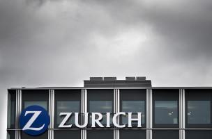 The building of the company Zurich Versicherung, taken on Wednesday, 10th February 2016, in Zurich Oerlikon. (KEYSTONE/Ennio Leanza)....Das Gebaeude der Zurich Versicherung, aufgenommen am Mittwoch, 10. Februar 2016 in Zuerich Oerlikon. (KEYSTONE/Ennio Leanza)