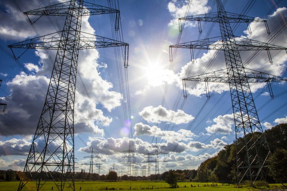 Millionenauftrag aus Dänemark: ABB muss einen Offshore-Windpark mit dem britischen Stromnetz verbinden. Foto: Keystone