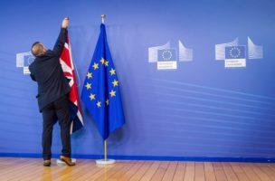 Am 23. Juni stimmt Grossbritannien über den Verbleib in der Europäischen Union ab: Im Fall eines Austritts dürfte Londons Wirtschaft leiden. Foto: Keystone