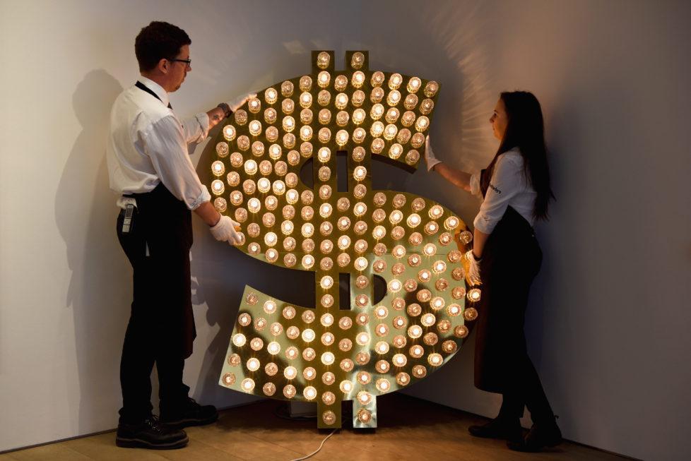 Bluechips könnten von Dollar-Hausse profitieren
