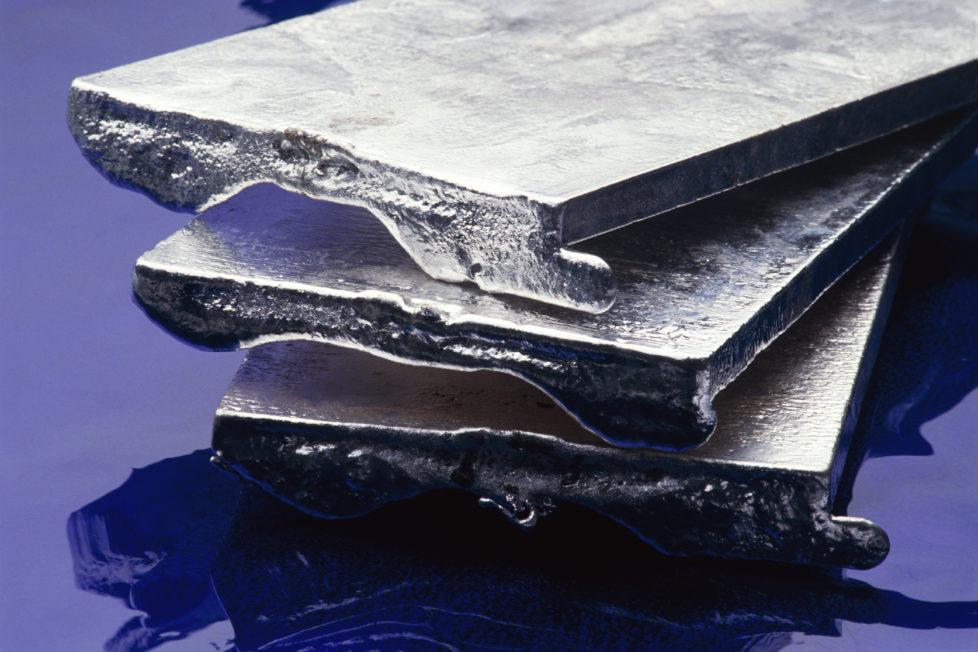 Silbernotierungen: Höchster Stand seit rund einem Jahr. Foto: Getty