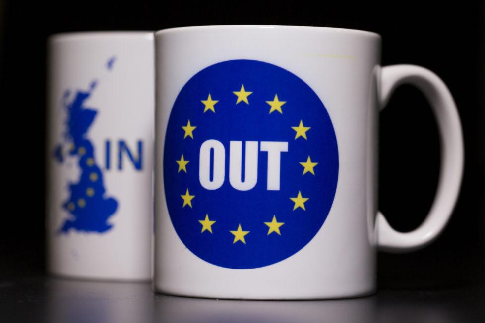 Grossbritannien vor dem Scheideweg: Die Geldabflüsse im Falle eines EU-Austrittes könnten schlimmer sein als bei der Pleite der Lehman Brothers. Foto: Dan Kitwood/Getty Images