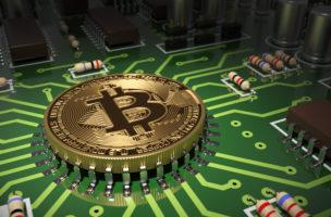 Geld aus der Maschine: Für die Herstellung der digitalen Währung Bitcoin braucht es mächtige Server. Foto: Shutterstock