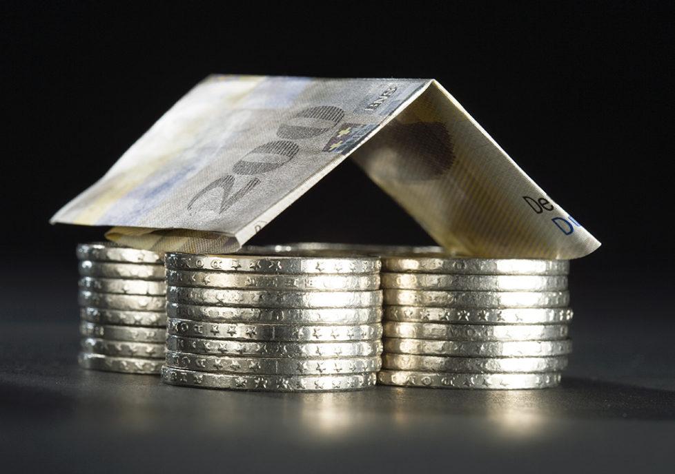 Eigenmietwert: Hausbesitzer werden dazu verleitet, hohe Hyposchulden zu machen. Foto: Key
