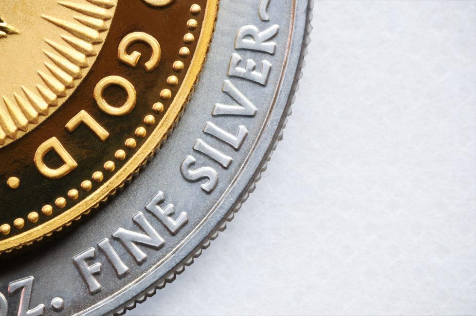 Gold und Silber: Anleger müssen mit dramatischen Kursausschlägen rechnen. Foto: Getty