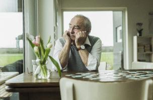 Die Bank will, dass Renter ihre Hypothek mehr amortisieren. Aber woher das Geld nehmen? Foto: Getty Images
