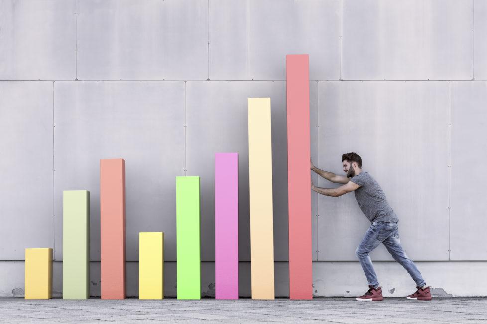 3.'Säule:Mit Anlagefonds kann dasVorsorgekapital stark erhöht werden. Foto: Getty