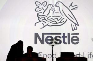 Wenig Rendite, viel Sicherheit: Zu den Aktienpositionen des ZKB-Fonds gehört unter anderem das SMI-Schwergewicht Nestlé. Foto: Laurent Gillieron/Keystone