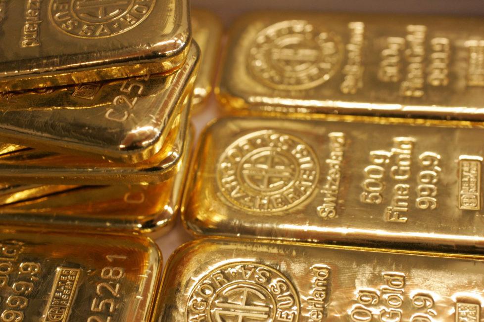 Gold ist eine Versicherung für schlechte Zeiten. Das Edelmetall wirft keinen Zins ab. Foto: Patrick Gutenberg