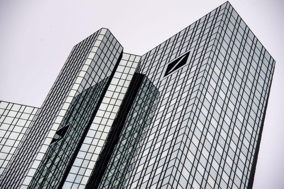 Deutsche Bank: Emittentenrisiko bleibt immer. Foto: Getty