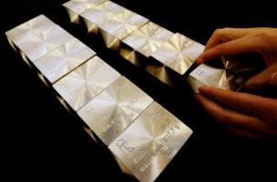 Wenn die Konjunktur anzieht, wirkt sich das auf den Preis für Palladium aus. Foto: Ilya Naymushin/Reuters