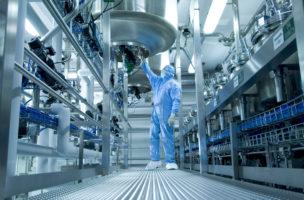Treibende Kraft: Die Pharma- und Chemiebranche ist für den rekordhohen Anstieg bei den Schweizer Exporten verantwortlich. Foto: PD