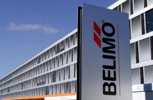 Hauptsitz von Belimo in Hinwil ZH: Die Wachstumsdynamik liess im zweiten Halbjahr 2016 nach. Foto PD