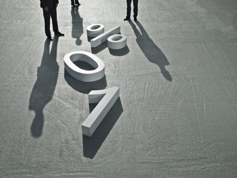 Damit Pensionskassen den gesetzlichen Umwandlungssatz von 6,8 Prozent auf dem obligatorischen Bereich einhalten, machen Sie eine Schattenrechnung. Foto: PD