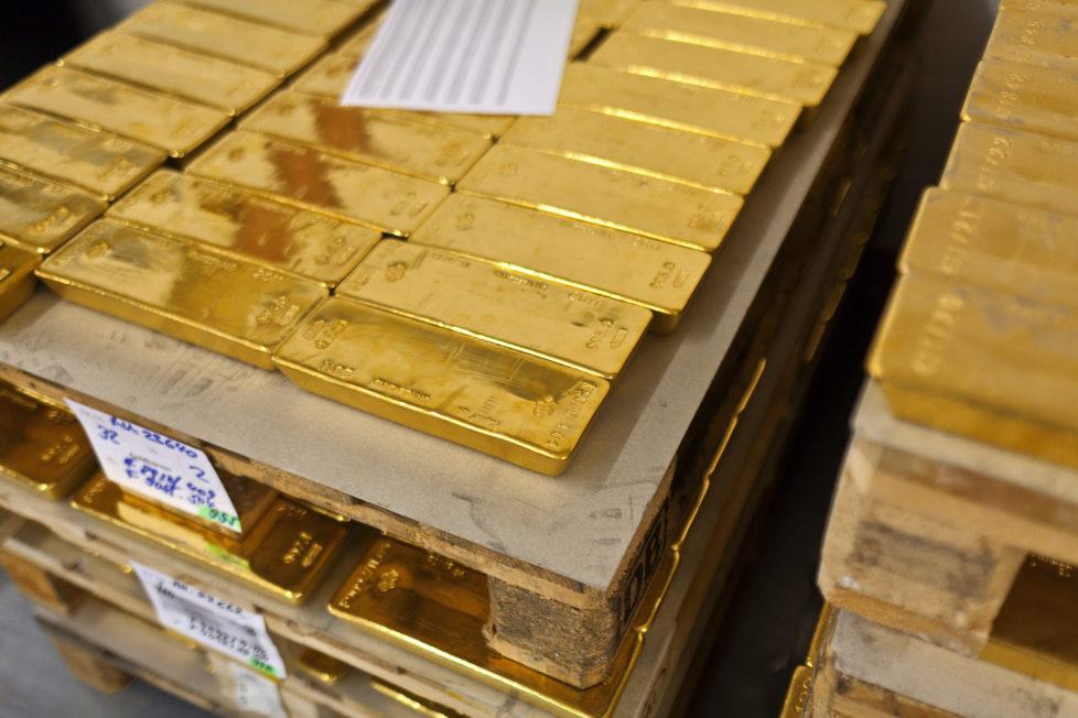 Inflationsschutz: Mit Gold gegen stetigen Vermögensverlust. Foto: Key