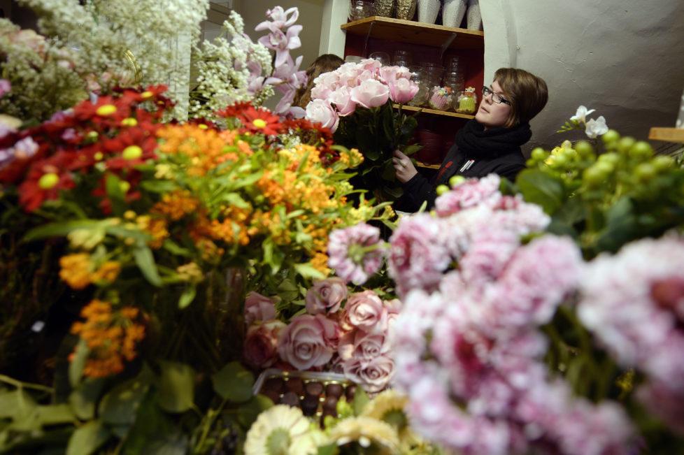 Marketing: Nach einem Jahr gibts mehr Blumen fürs Geld. Foto: Keystone