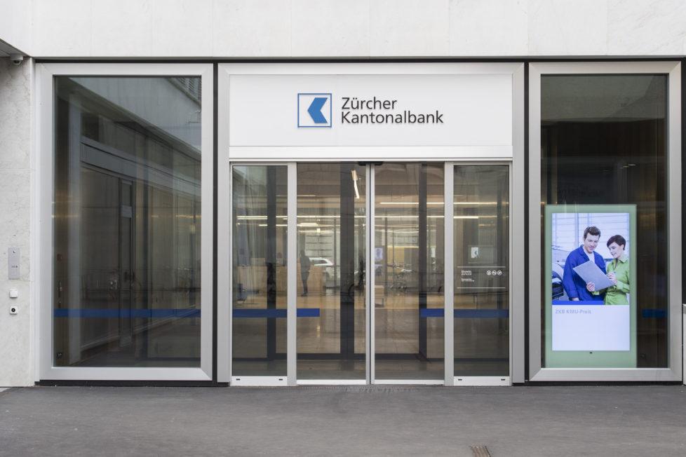 Kantonalbank: Gesetzlich garantierte Einlagensicherung. Foto: Keystone