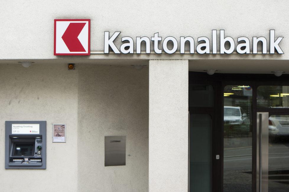Schwyzer Kantonalbank: Gutes AA+-Rating. Foto: Keystone