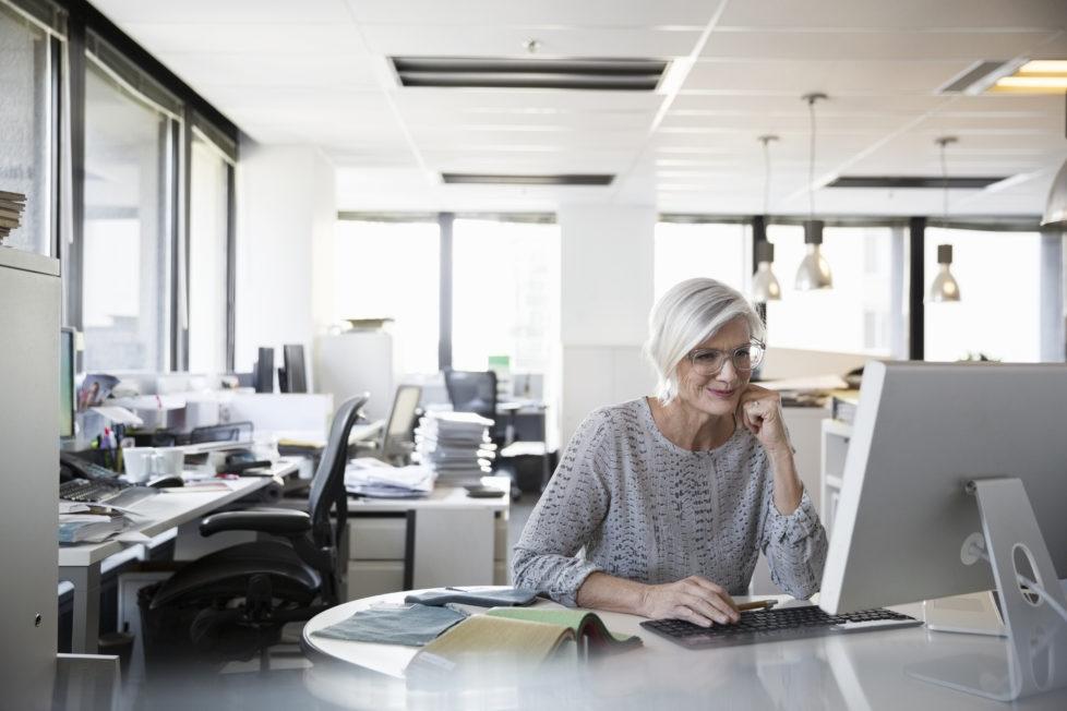 Mehr Rente: Wer weiter arbeitet, kann den Bezug der AHV bis zu fünf Jahre aufschieben. Foto: Getty Images