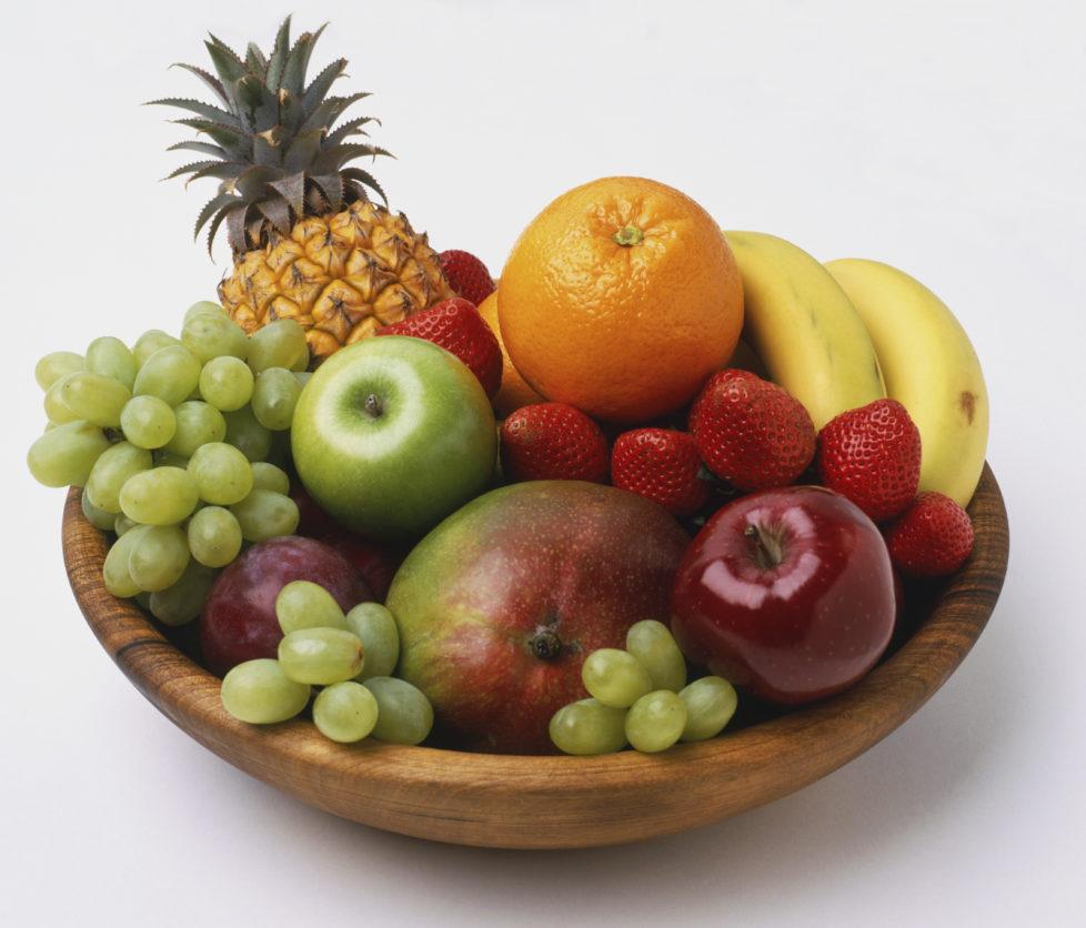 Je mehr Früchte im Anlagekorb sind, desto geringer kann man das Risiko halten. Foto: Getty Images