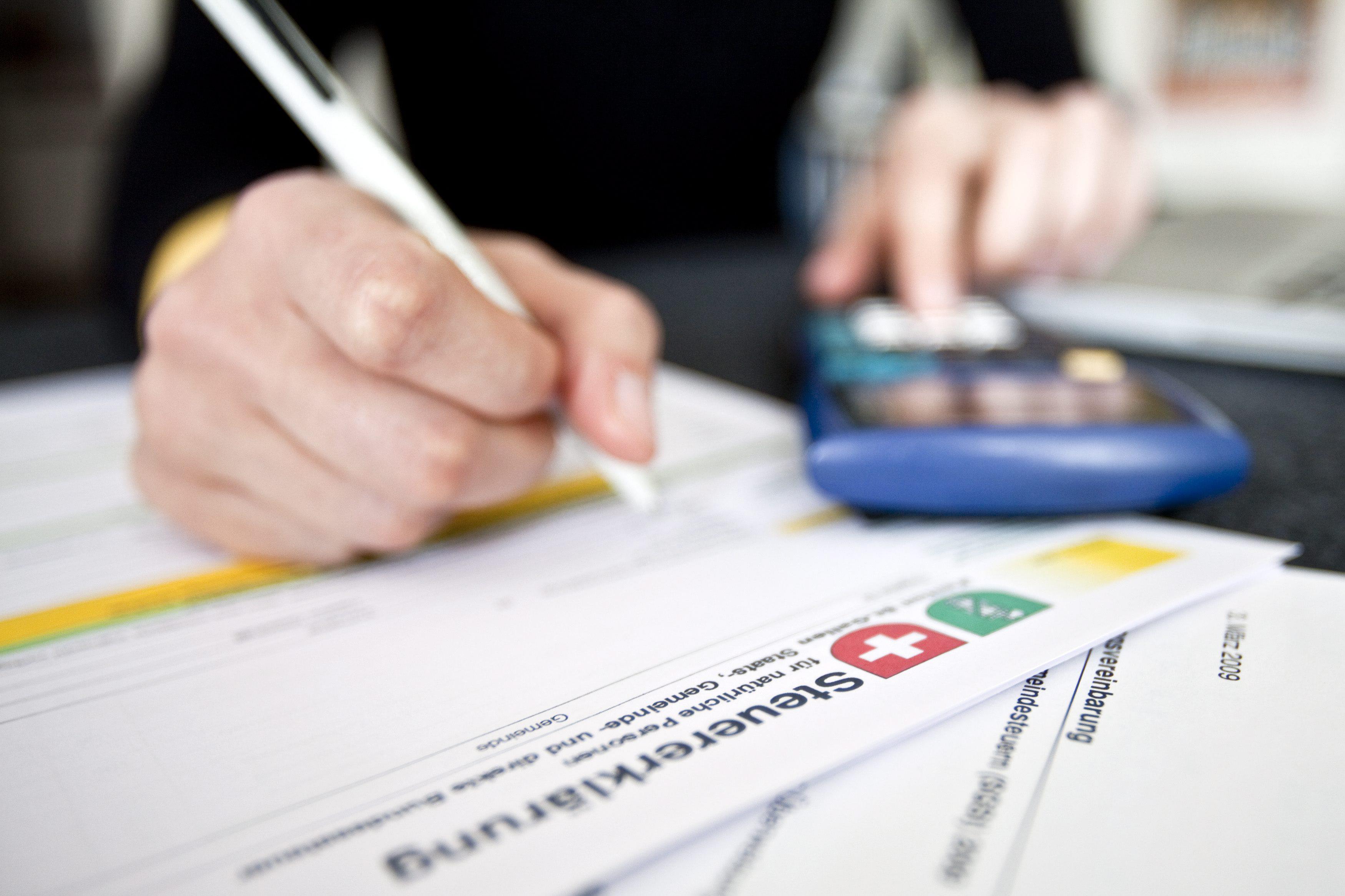 Versteuern Sie Ihre Dividenden-Einnahmen