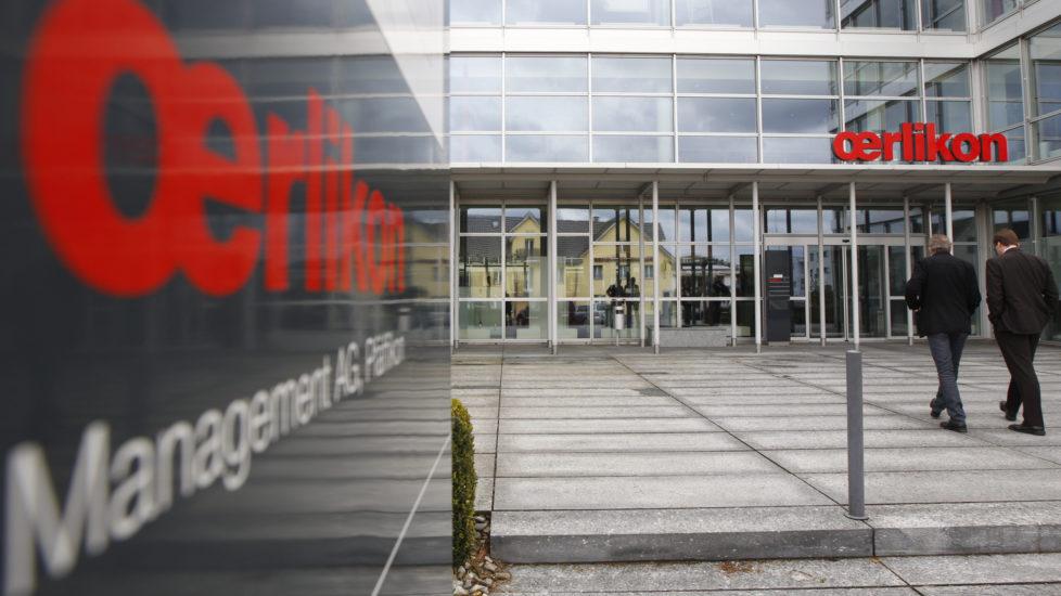 Oerlikon-Papiere: Erfreuliche Entwicklung in den letzten 12 Monaten. Foto: Reuters