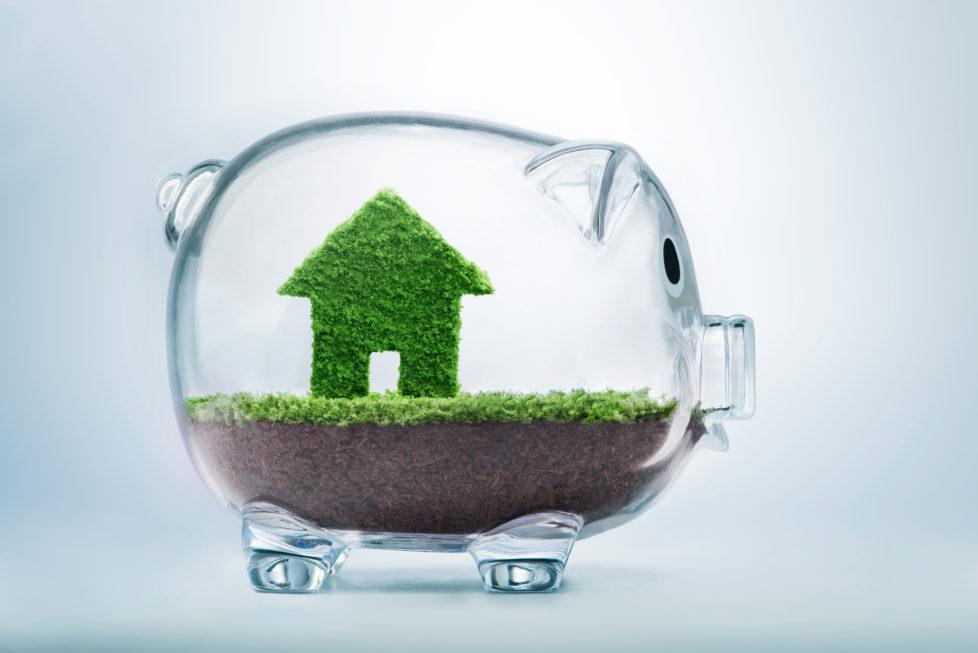 Auf Nummer sicher: Geld sparen mit dem Abbau der Hypothek. Foto: PD