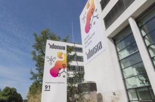Der Schatz von Idorsia ist die Produktepipeline: Sitz der Biotechfirma in Allschwil BL. Foto: PD