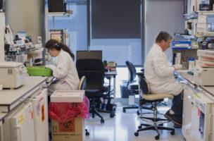 Forschung mit Potenzial: Die Produktepipeline ist die Schatz von Biopharmafirmen. Foto: Scott Eisen/Getty Images