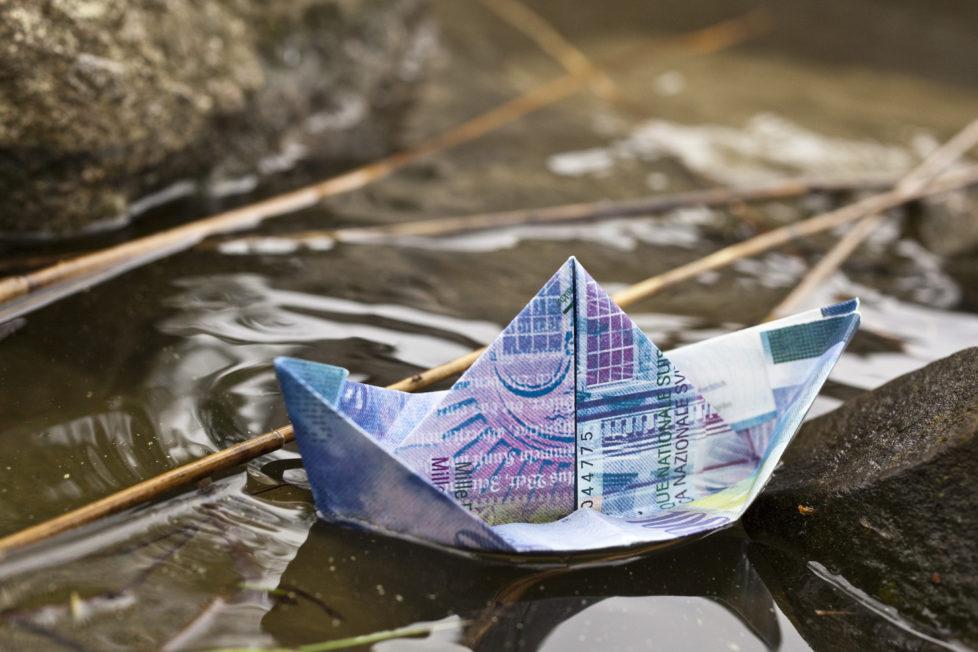Franken-Anleihen: Sicher unterwegs mit hohem Rating. Foto: Key