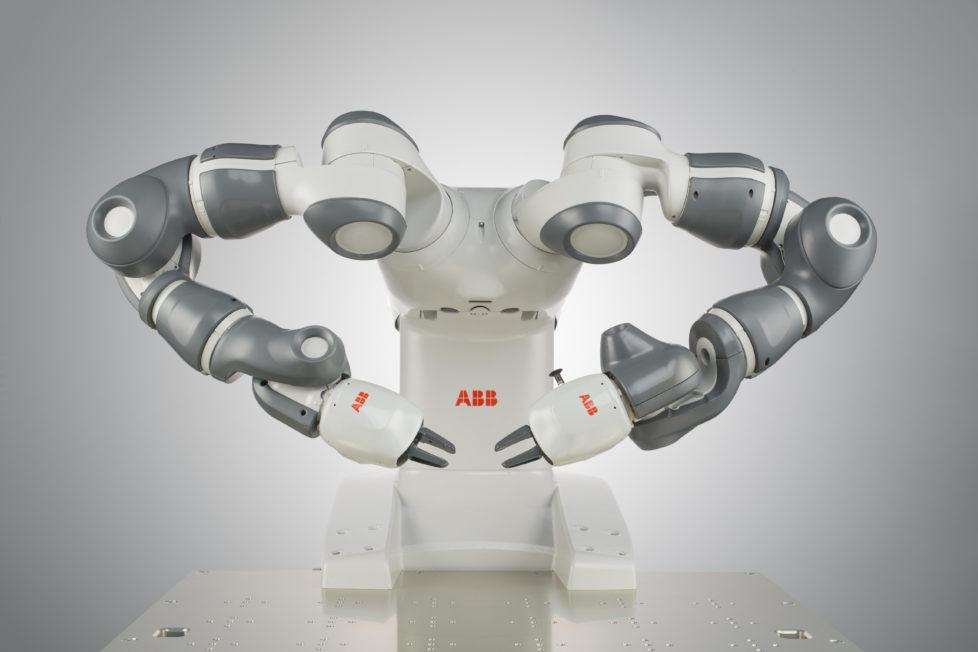 Robotertechnik: Gewinnt in vielen Bereichen immer mehr an Bedeutung bis hin zur Finanzindustrie. Foto: PD
