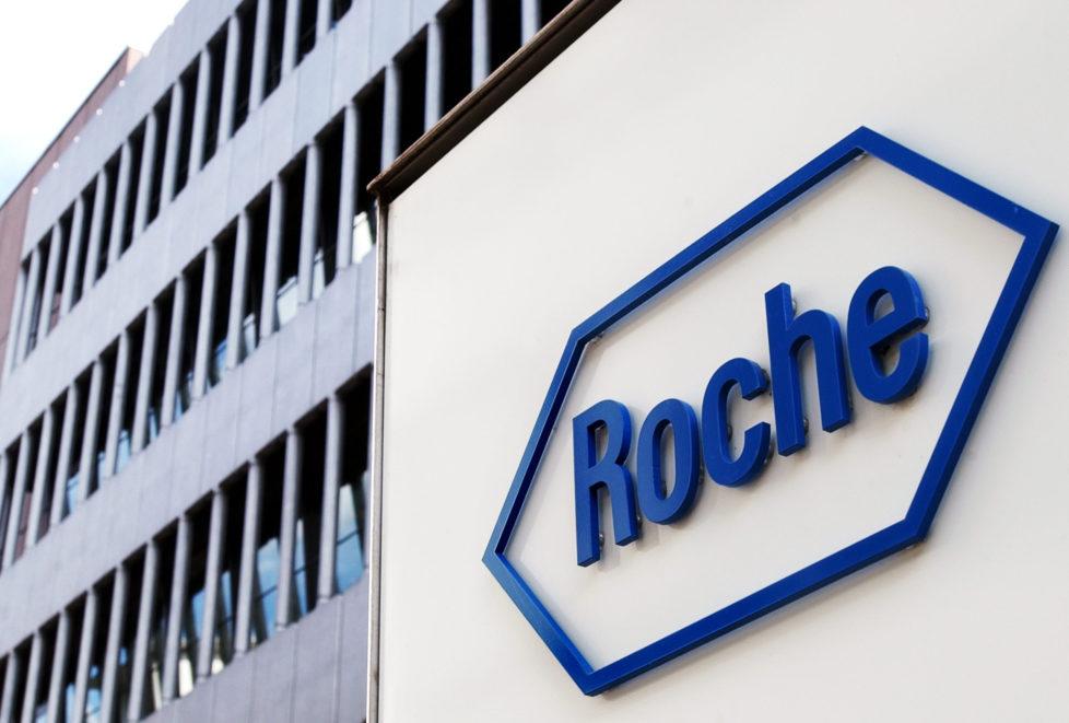 Roche: In vielen Fonds vertreten als Schwergewicht im Schweizer Aktienmarkt. Foto: Key