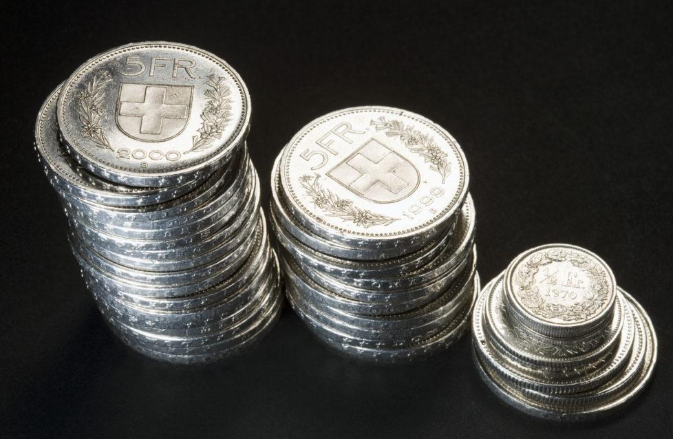 Die Aufteilung der 3.-Säule-Gelder auf mehrere Konten ist ein Muss. Foto: Gaetan Bally/Keystone