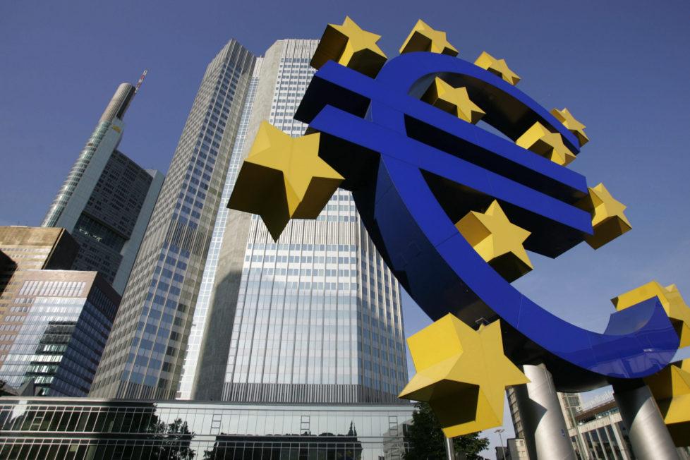 Europäische Zentralbank in Frankfurt: Warnung vor negativen Auswirkungen eines starken Euro. Foto: AFP
