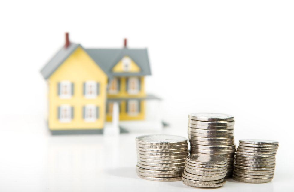 Hypothek amortisieren: Besser als hohe, unnütze Verwaltungsgebühren zu zahlen. Foto: Getty
