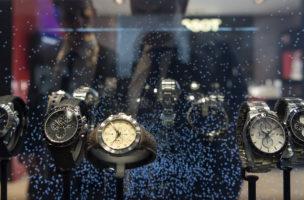 Die Schweizer Uhrenmarke Tissot gehört zur Swatch Group. Foto: Georgios Kefalas/Keystone