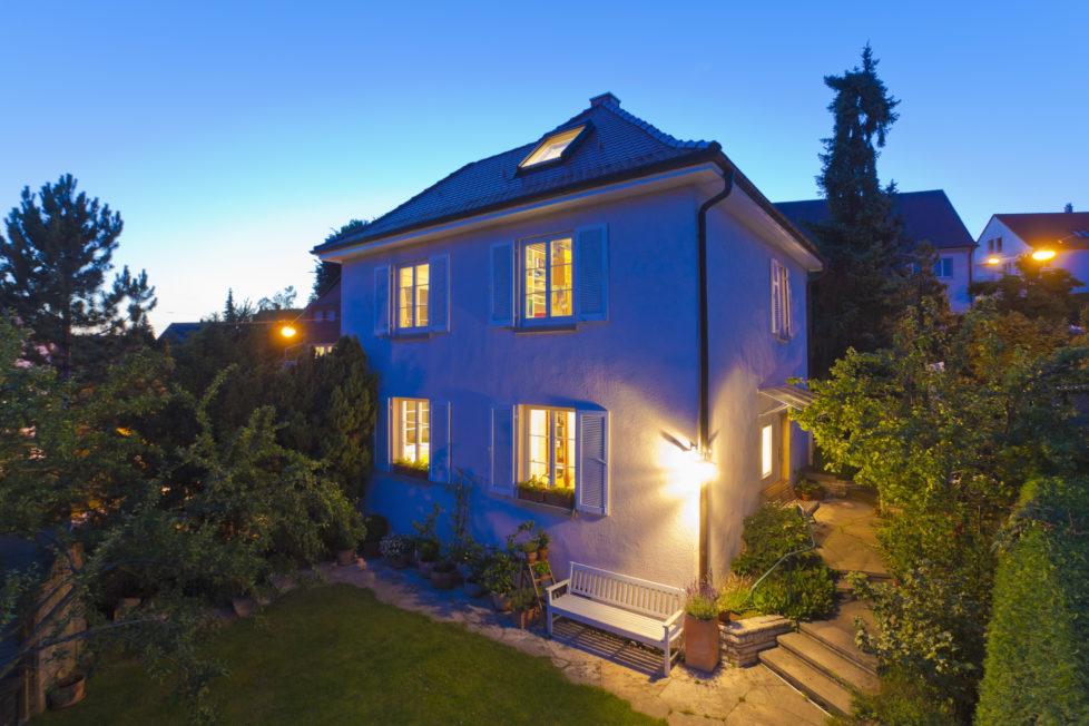 Immobilien: Künftige Pläne mit der Liegenschaft sollten klar umrissen sein. Foto: Getty